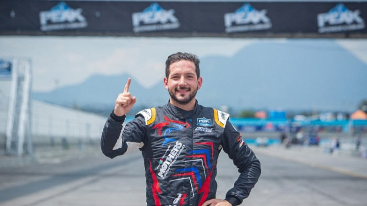 Julio Rejón y el Núcleo GÜD GGG Mothers, por un buen resultado en la 6a fecha de NASCAR Peak México