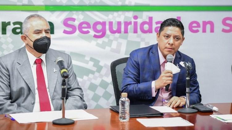 SLP entra a semáforo verde: Ricardo Gallardo