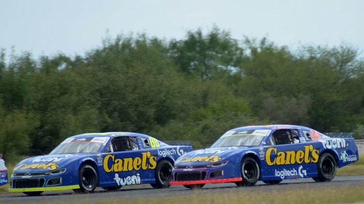 Sublideratos NASCAR para García Jr y De Alba Jr previo a fecha 8 en Aguascalientes