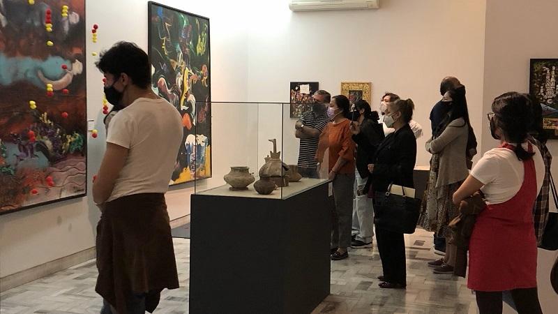 Recorrido Nocturno en el Museo Francisco Cossío