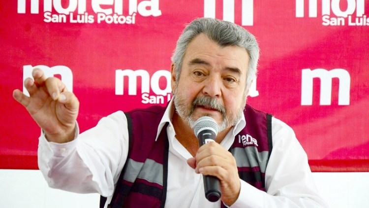 Aplaude Morena SLP acuerdo de los diputados locales para disminuirse sus salarios