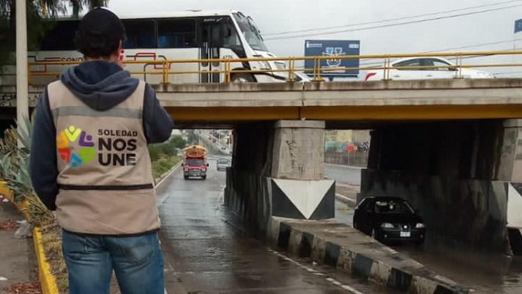 El Ayuntamiento de Soledad no baja la guardia en acciones preventivas en materia de protección civil