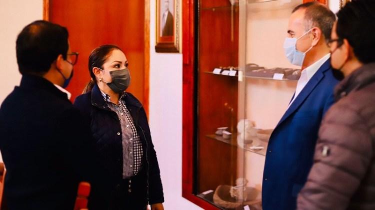 Más inversiones para Villa de Reyes: Érika Briones