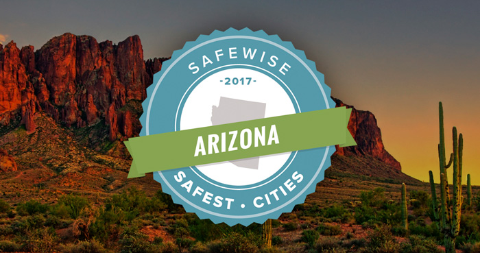 Safewise Arizona badge