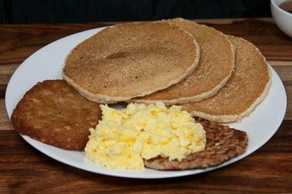 8. Pancakes