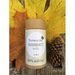 ekologinen herkkä deodorantti
