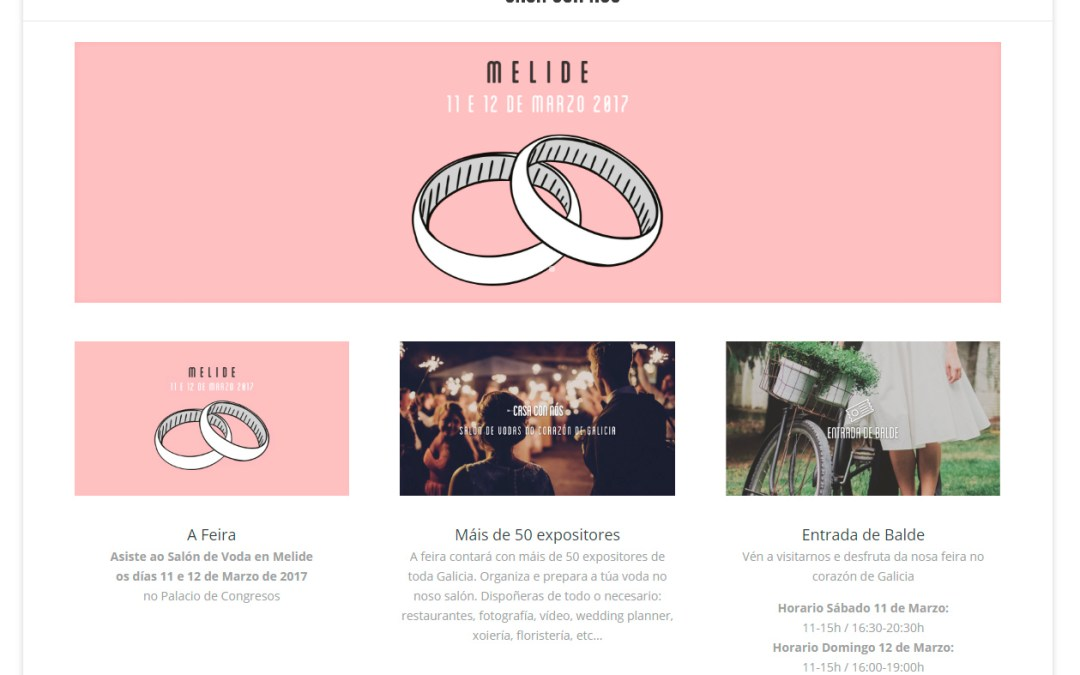 SalondeVoda.com, Casa con nós en Melide