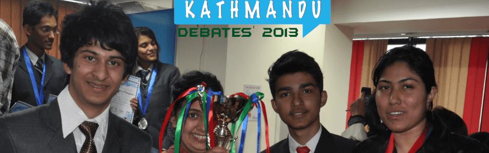 Kathmandu Debates' 2013 – Video
