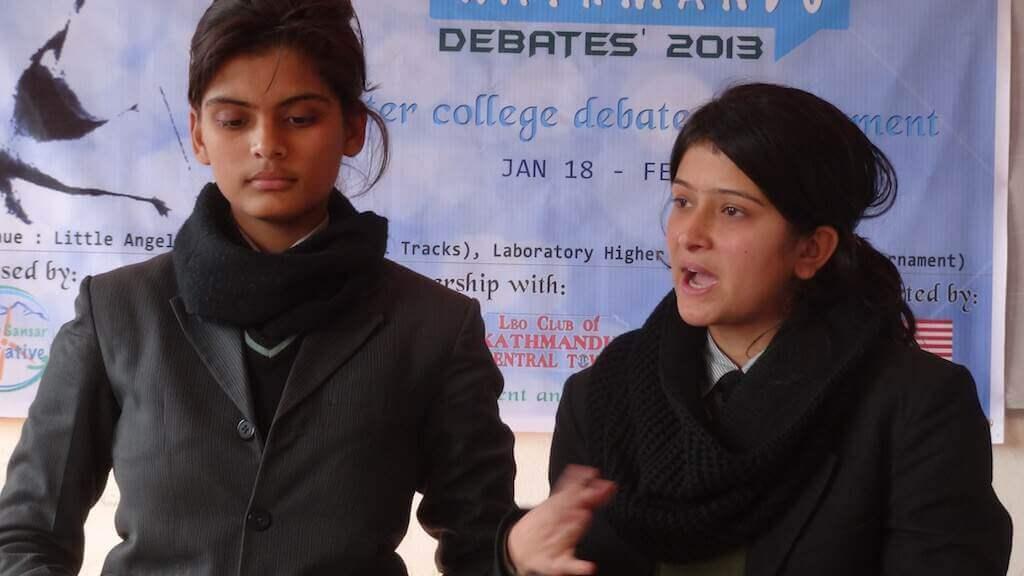 Kathmandu Debates S Final 1
