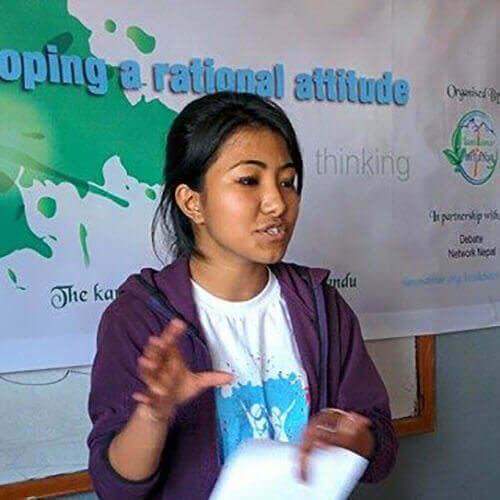 Kathmandu Debates - Sano Sansar Initiative