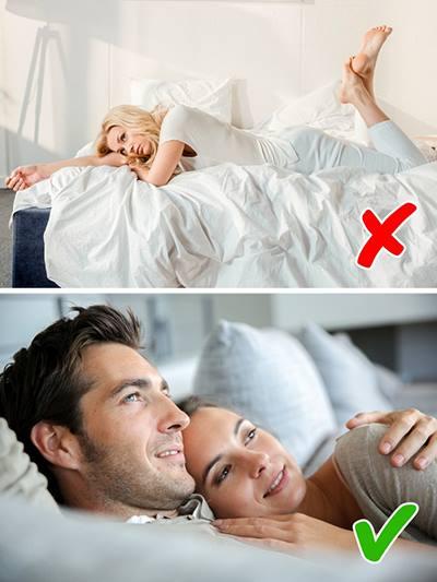 Да се събудите до вашия партньор