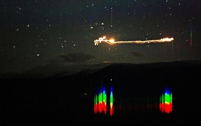 10 мистериозни снимки - Светлините в долината Хесдален