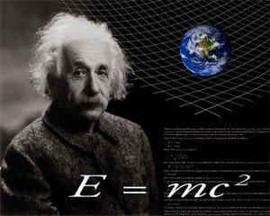 Теорията на относителността на Алберт Айнщайн (E = MC<sup>2</sup>)