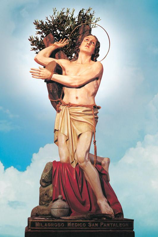 Oracion De San Peregrino
