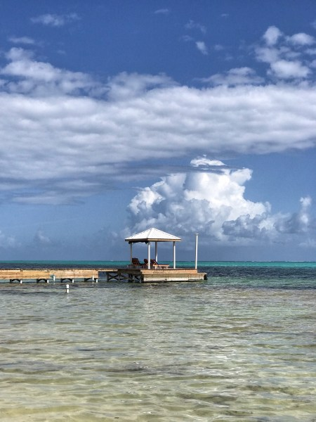 Dock North Ambergris Caye