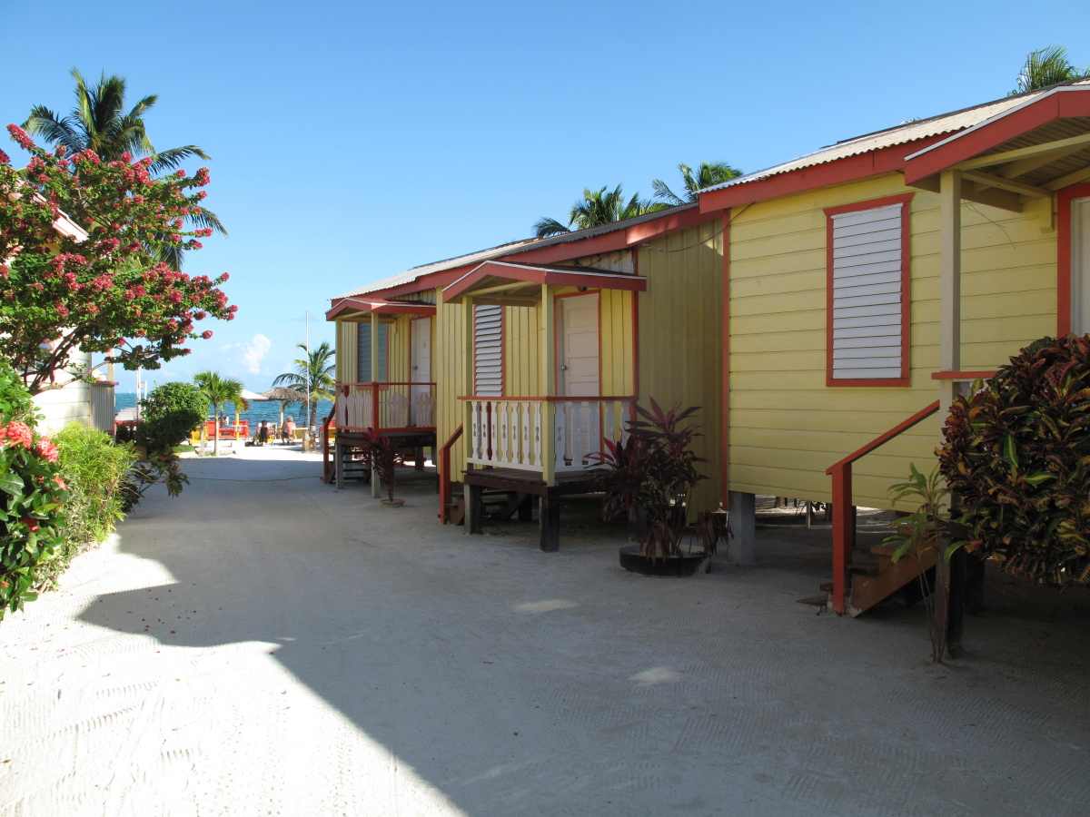 A Stay At Tropical Paradise Resort In Caye Caulker And