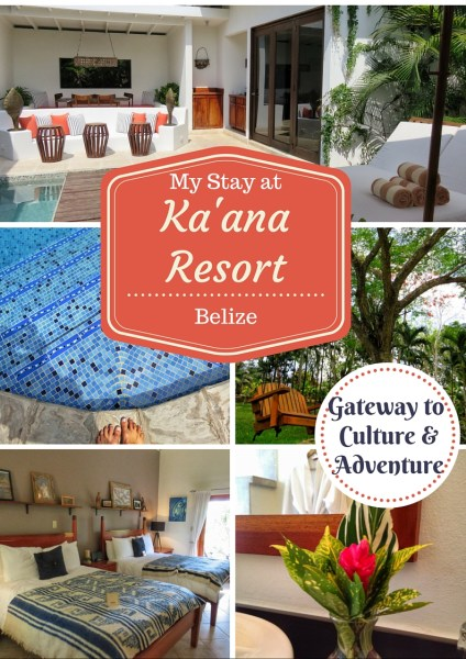 My gorgeous two night stay at Ka'ana Boutique Resort in Western Belize - FANTASTIC spot to explore the jungle, the culture and the adventure of the country.