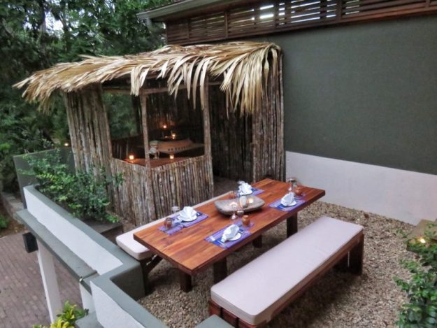 Maya dining experience at Ka'ana Resort