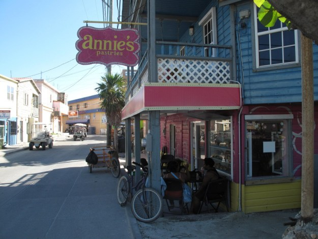 Annie's Pastries just across the street from the High School opens at 3pm and is a smorgasbord of delicious goodies. Sweet and savory. Get the chicken dip!