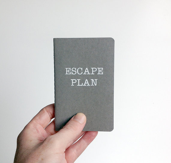 etsy escape plan