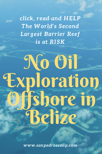 Belize's Barrier Reef - our livelihood and the greatest asset this country has - is at risk as oil exploration starts.  PLEASE READ AND HELP!