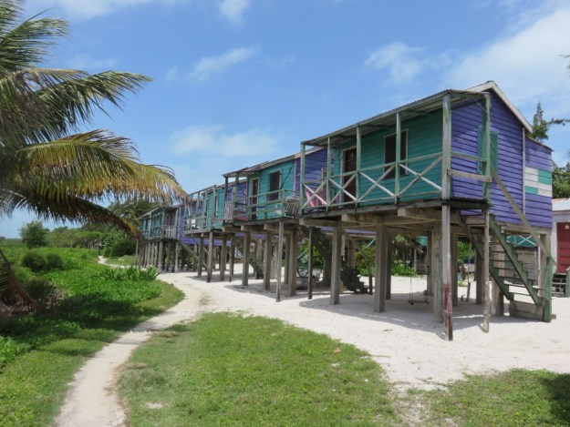 Ignacios Cabins on Caye Caulker