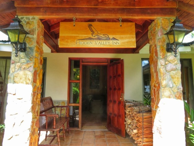 Hidden Valley Inn Welcome, Cayo Belize