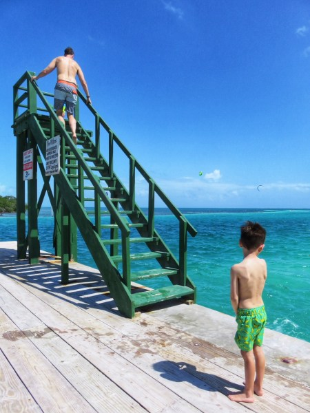 Kids on Caye CCaulker