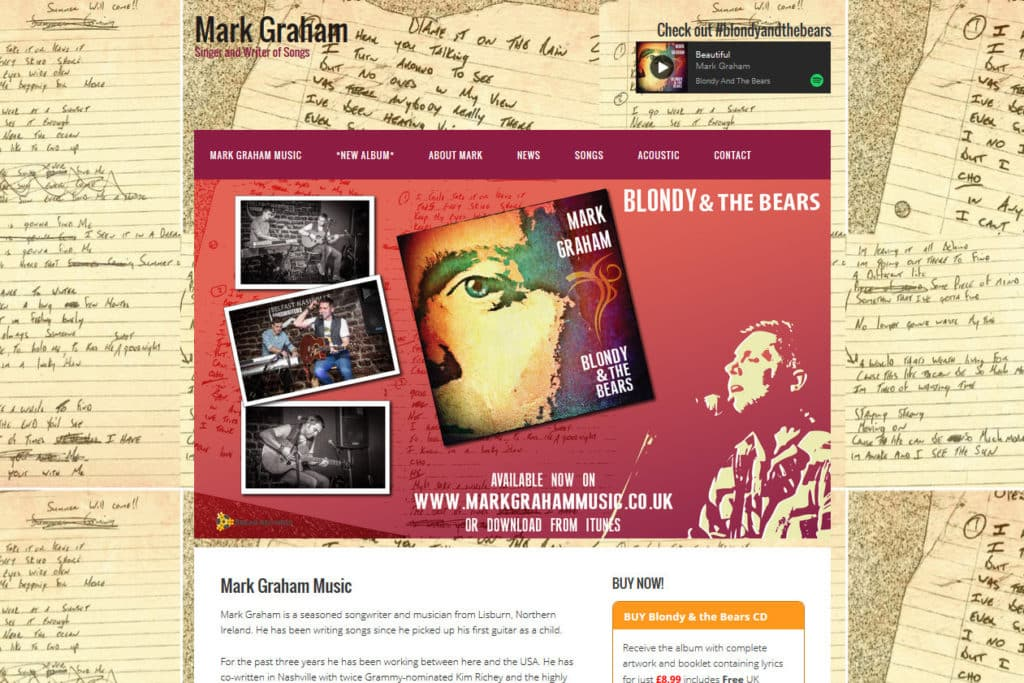 Mark Graham Music