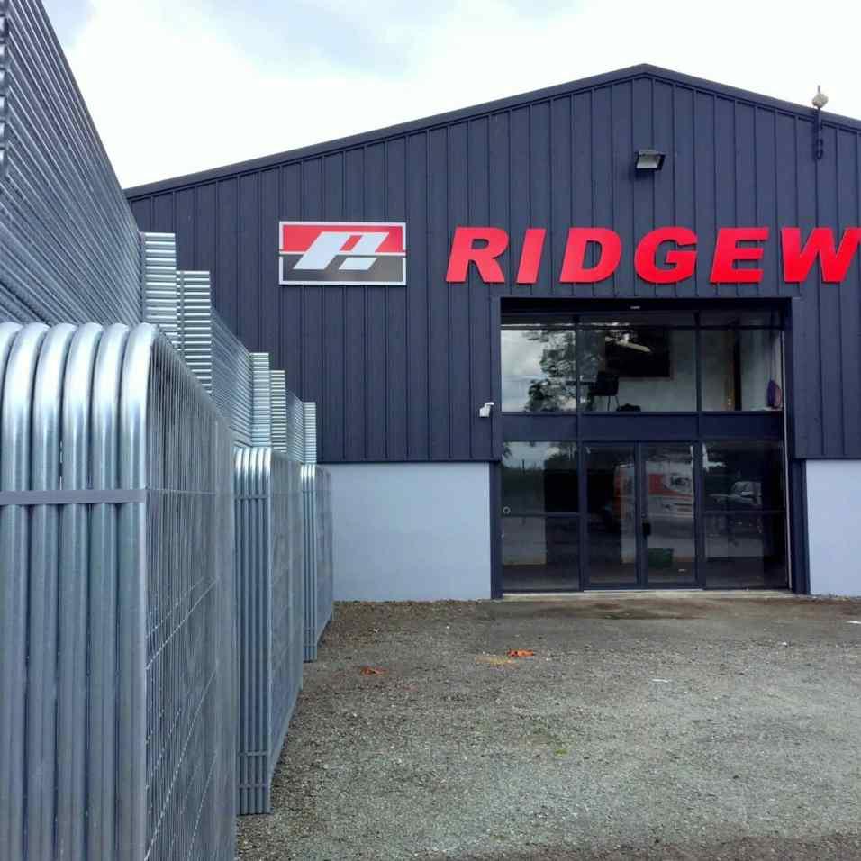 Ridgeway Ashbourne depot
