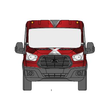 Ridgeway branding on van