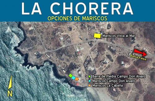 La Chorera, San Quintin, Baja California Mexico