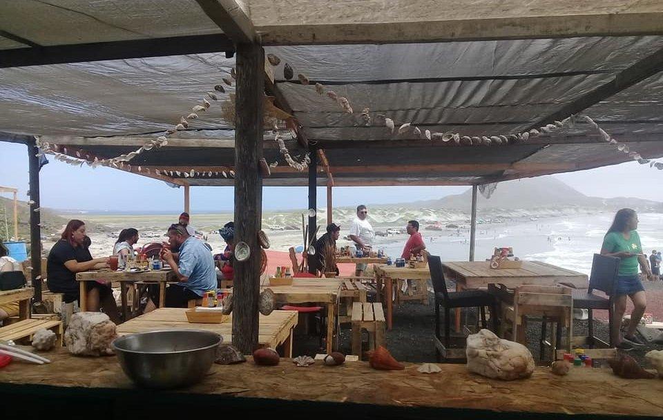 Seafood Village at La Chorera
