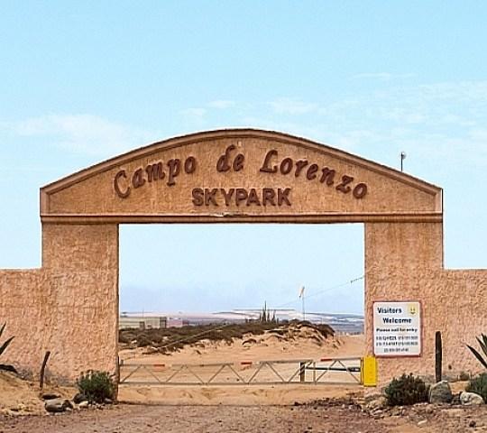 Campo Lorenzo's Skypark