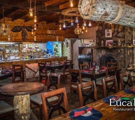 Eucalipto Restaurant, Bar & Grill