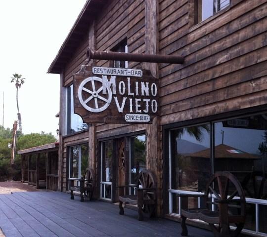 Molino Viejo Restaurant – Bar