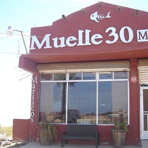 Muelle 30