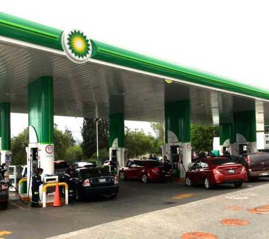 BP Gas Station – Vicente Guerrero