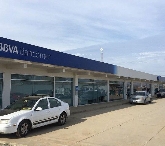BBVA Bancomer Bank – San Quintin