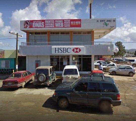 HSBC Bank – Vicente Guerrero