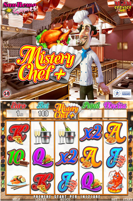mistery chef
