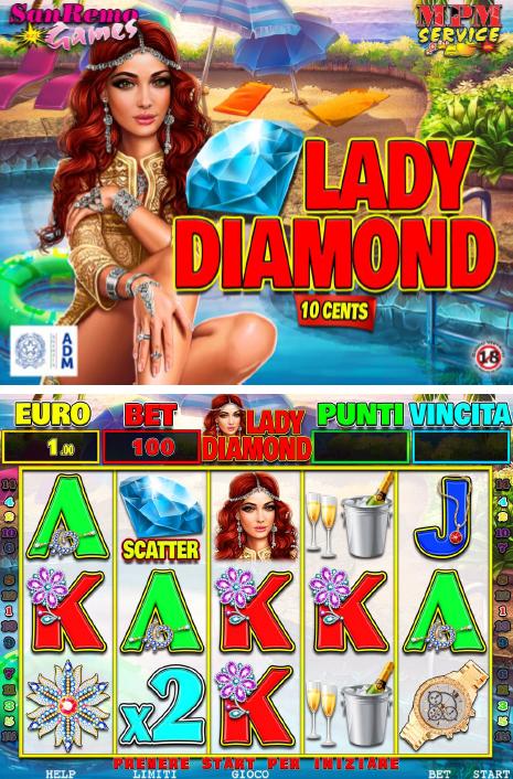 lady diamond