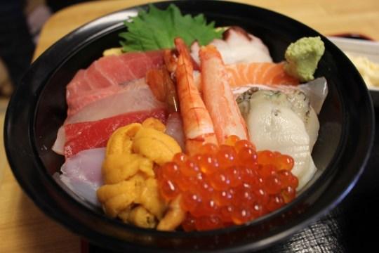 南三陸町の鮨屋と言ったら『弁慶鮨』!酢飯大盛り無料です!