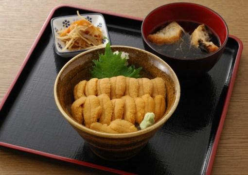 今週のイチ丼!「弁慶鮨」のキラキラうに丼!