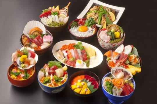 本日3月1日(木)から『南三陸キラキラ春つげ丼』が提供開始!