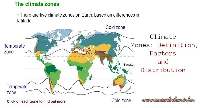 Zones definition factors and distribution climate zones definition factors and distribution gumiabroncs