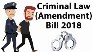 Criminal-Law-Amendment-Bill-2018