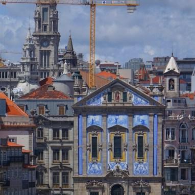 Oporto, Igreja de Santo António dos Congregados