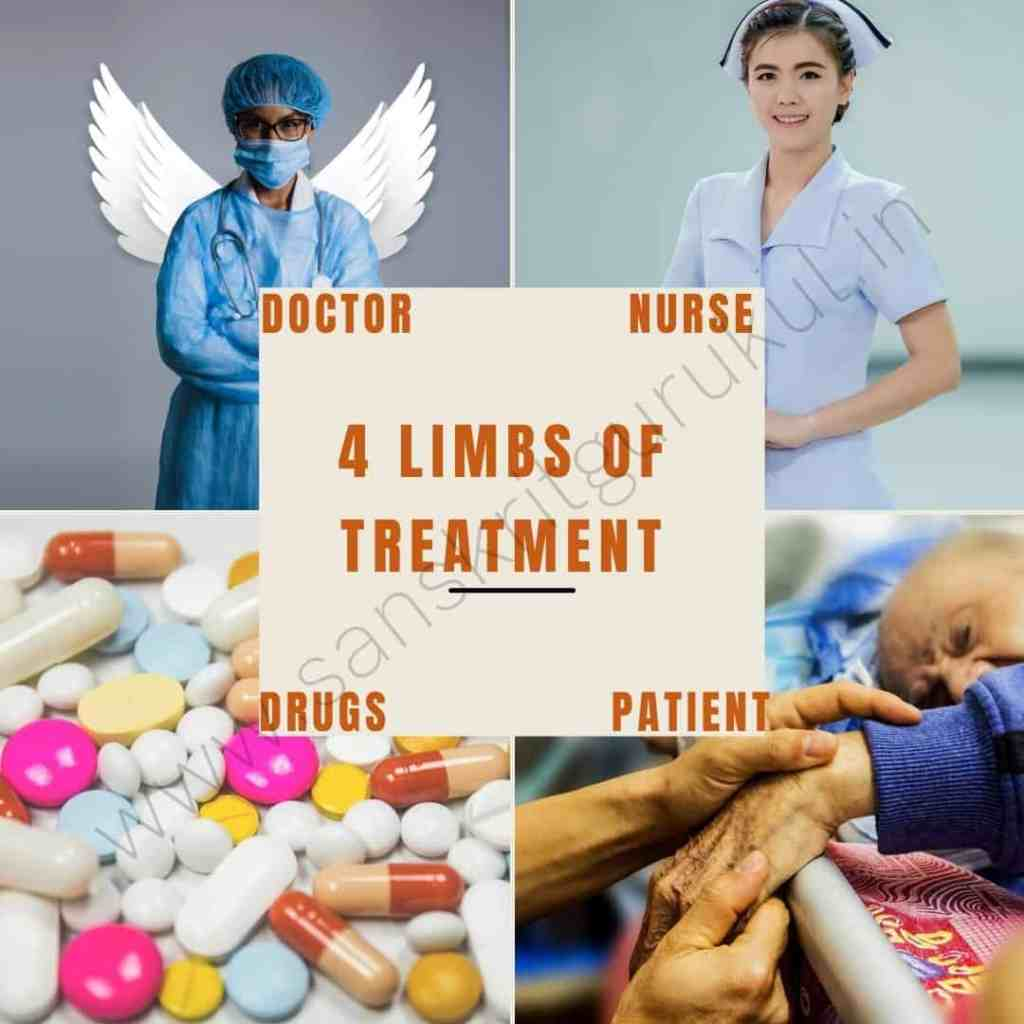 4 LIMBS OF TREATMENT