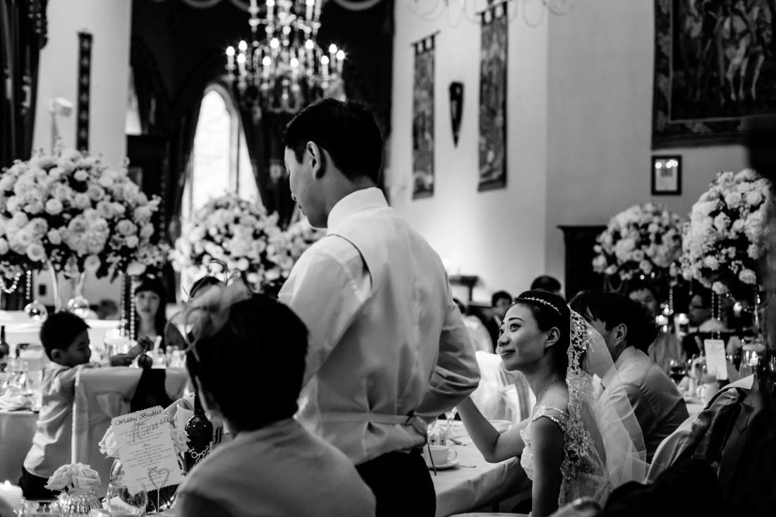 Sonia & Vincent - Sansom Photography Peckforton Castle Wedding Photography-38